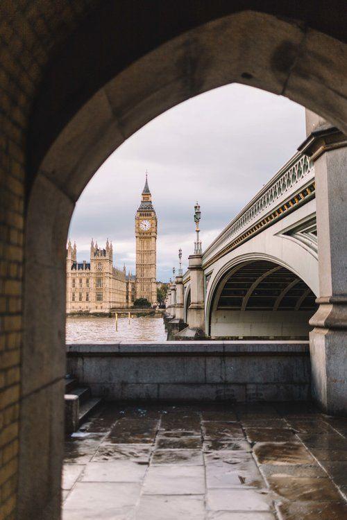 Big Ben in London #travel #travelblogger #london #england #bigben