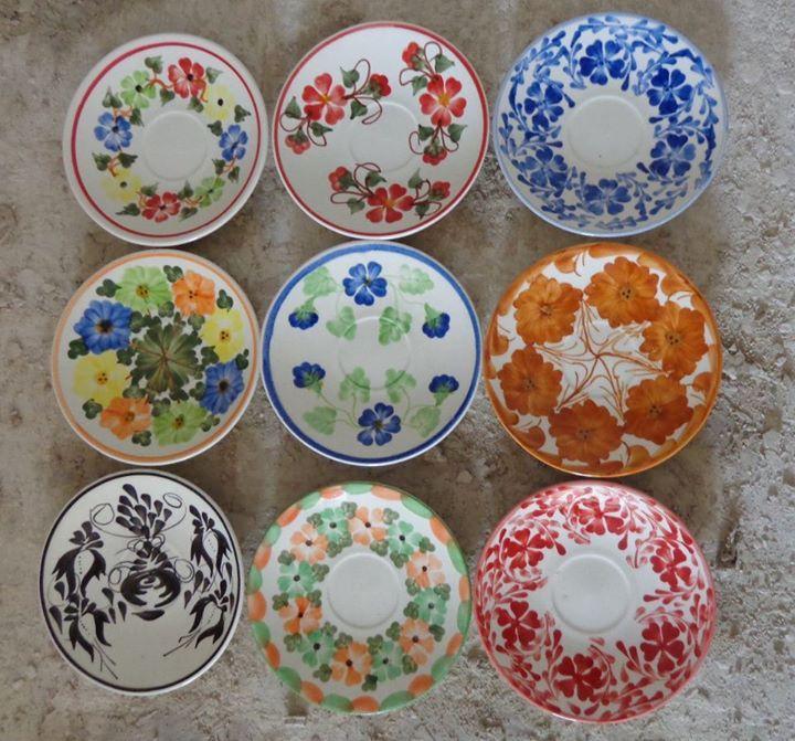 platos de Carmen de Viboral, Colombia