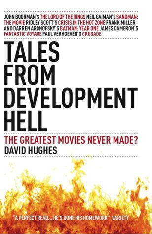Tales From Development Hell: The Greatest Movies Never Made? :: Chosen by Linda Holmes, 5/2/2014 http://www.npr.org/blogs/monkeysee/2014/05/02/308925901/pop-culture-happy-hour-posthumous-projects-and-people-were-pulling-for