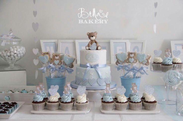 Battesimo e primo compleanno - Bella's bakery
