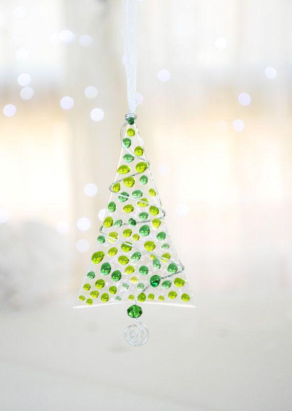 25 Unique Glass Christmas Tree Ideas On Pinterest