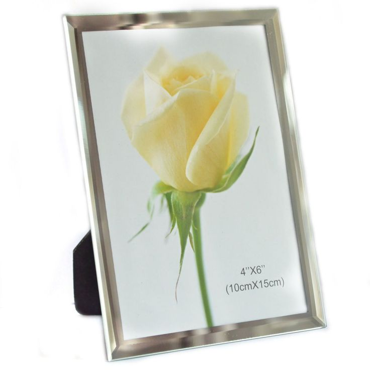 Amazon.com   Gift Garden Wedding Gifts Glass Edging Picture Frame, Photo  Frame,