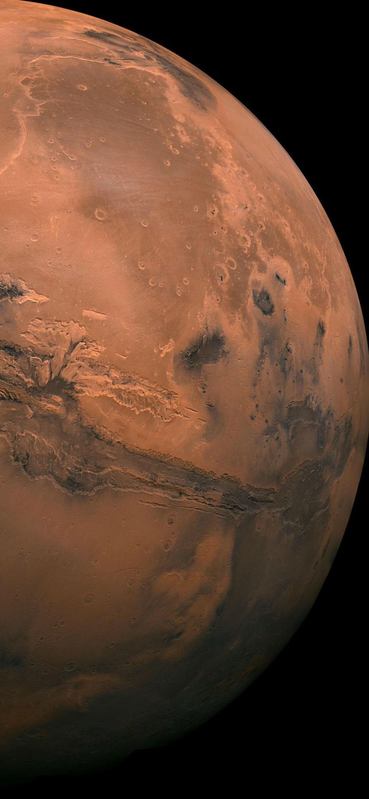 The most detailed photo of Mars | Cellphone wallpaper ...