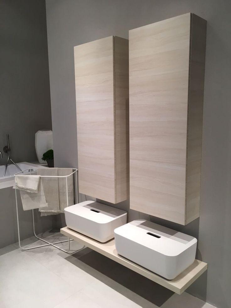 Scavolini #cersaie #remontti #rakentaminen #kylpyhuonekalusteet #kodinhoitohuonekalusteet #sisustaminen #design