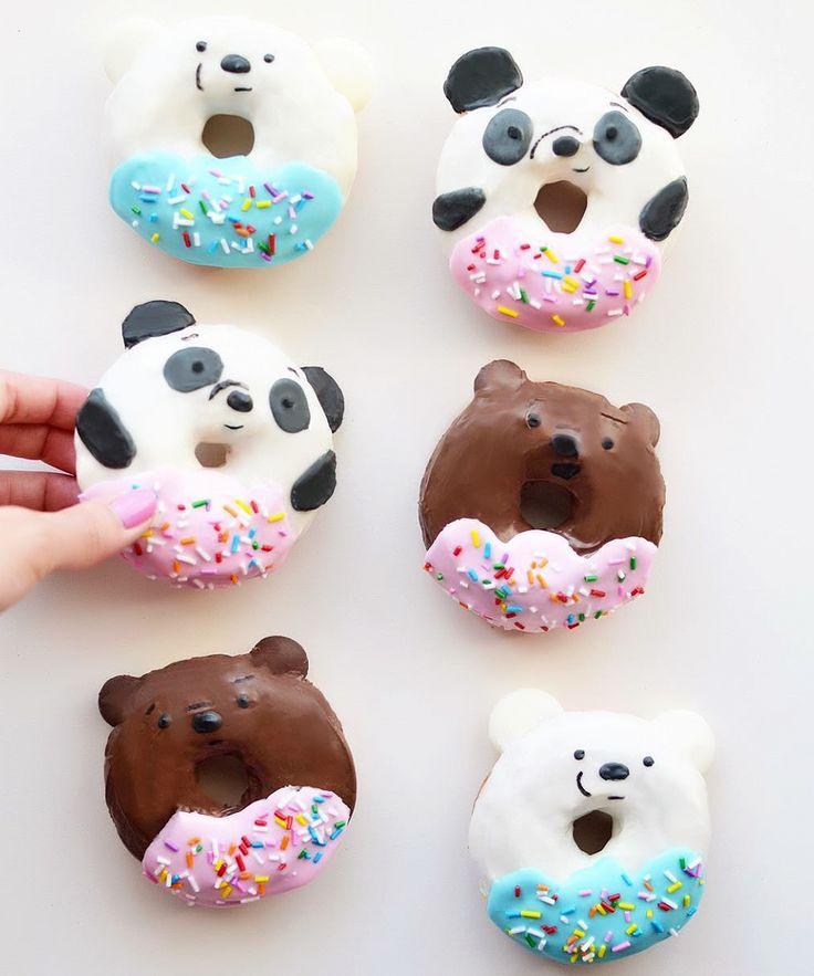 "cartoonnetwork: ""Donut worry…the weekend is here! Happy National Donut Day! (: Burberriejam/Instagram) """