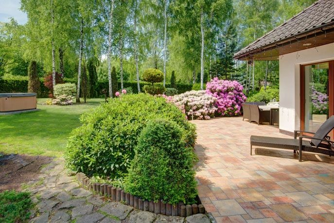 You know how they say 'first impressions count'—well this is certainly true when it comes to your home. Landscaping can have a big effect on home value.