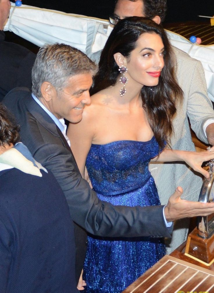957 best George Clooney and Amal images on Pinterest Amal - gebrauchte küchen in berlin