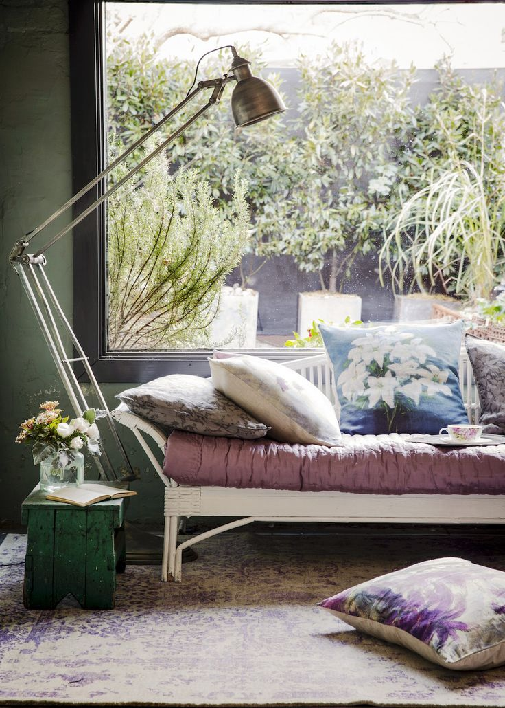 Light-filled eclectic space - Home Beautiful