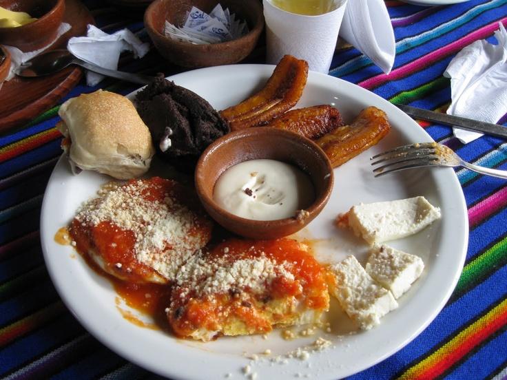 17 mejores imágenes sobre Clase - la comida en Pinterest ... Desayuno Espanol Tipico