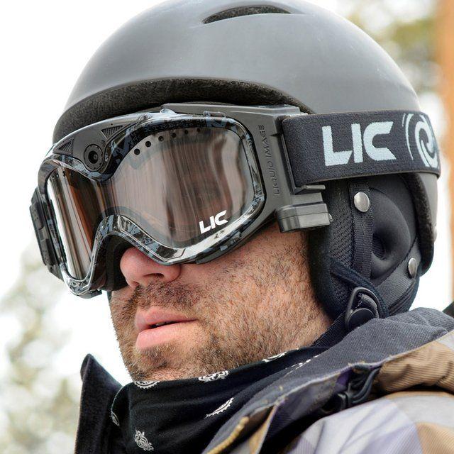 Liquid Image Digital Camera Snow Goggles