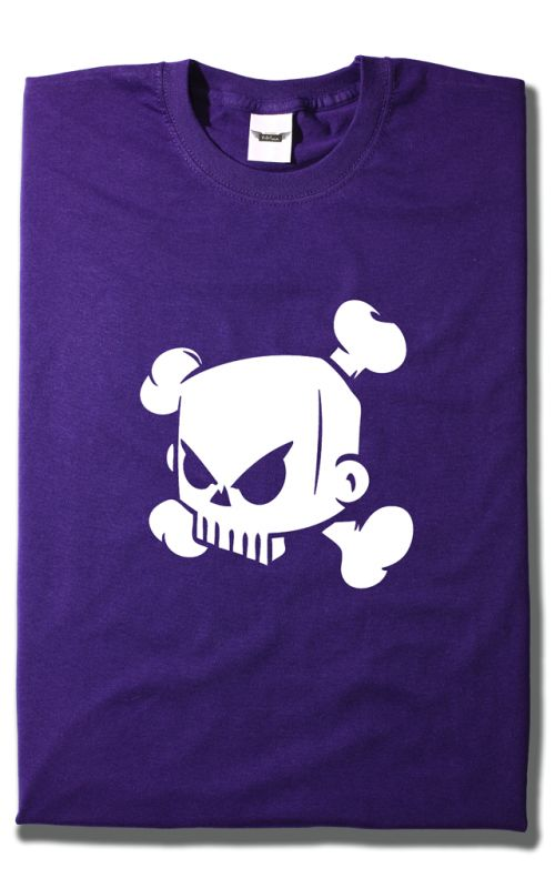 Camiseta Skull v2