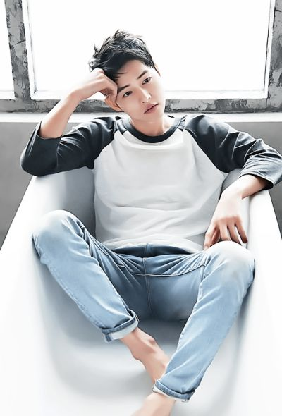 """Song Joong Ki for Top 10 """