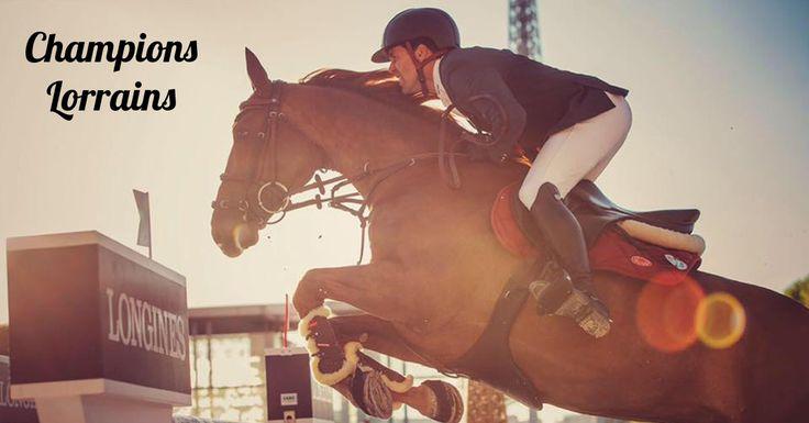 Simon Delestre et son cheval Hermès Ryan, Champions mondialement connus et Lorrains - https://www.le-lorrain.fr/blog/2017/07/08/simon-delestre-hermes-ryan-champions-lorrains/