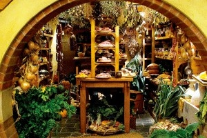 Would love to really have the pantry from The Hobbit.