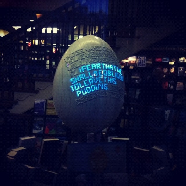 Now it's ready. Go, find it and donate!!   www.thebigegghunt.co.uk