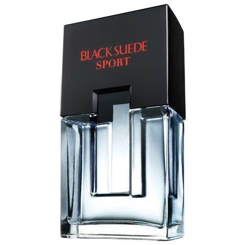 Avon Black Suede Sport, Eau de Toilette für Ihn, 75 ml