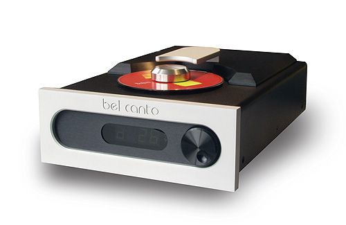 """Bel Canto, - High End CD Player"" !...  http://about.me/Samissomar"
