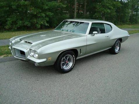 Pontiac LeMans 1972