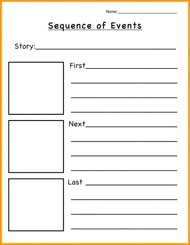 Story Sequencing Worksheets Pdf Sequencing Worksheets Short Story