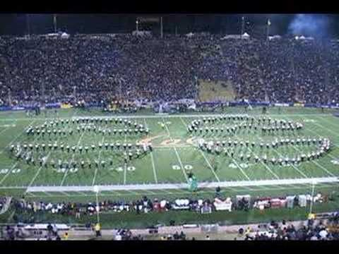 BEST MARCHING BAND EVER!!!!! Cal Band- Video Game Show 2007