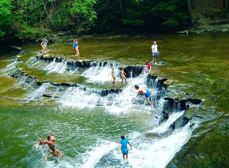 Cleveland's surrounding area is a treasure trove of hidden rivers, creeks, lakes, and swimming holes you can jump right into...if you know where to go.