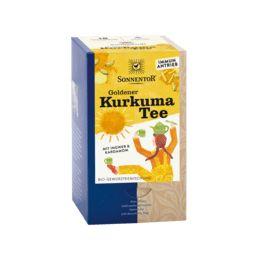 Unsere 3 Sorten Kurkuma Tee bringen gesunde Würze in dein Leben.