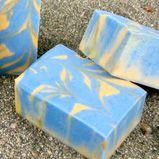 Blue Man Cold Process Soap Tutorial #soapqueen #brambleberry