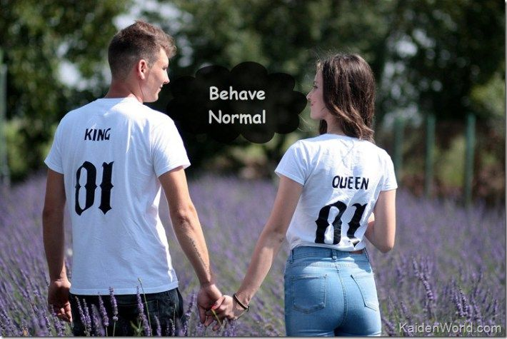 Behave Normal