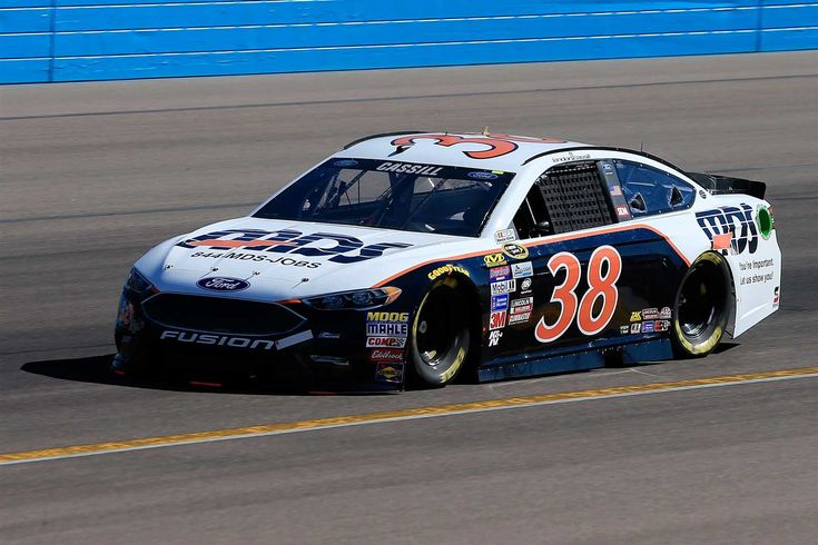 Landon Cassill will start 28th in the No. 38 Front Row Motorsports Ford.  Crew Chief: Donnie Wingo  Spotter: Tony Raines  --  Starting lineup for Can-Am (Phoenix-Nov.) 500 | Photo Galleries | Nascar.com