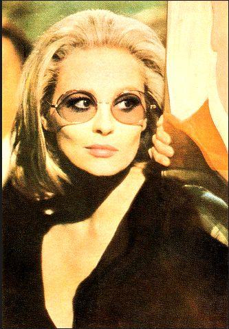 Faye Dunaway in The Arrangement (Elia Kazan, 1969)
