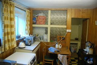 Upcycling An Old Larder Door Into A Kitchen Table