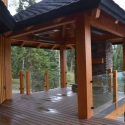 Bridge Lake Custom Timber frame- Tamlin Homes (91)