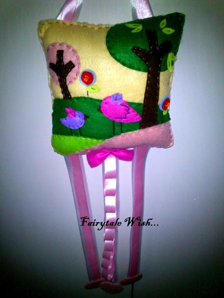 bow holder...