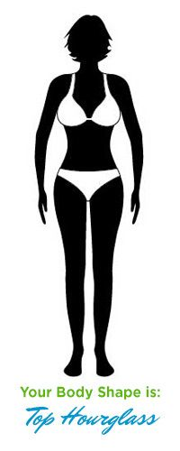 Top hourglass Body Shape How to Dress a Top hourglass Body Type