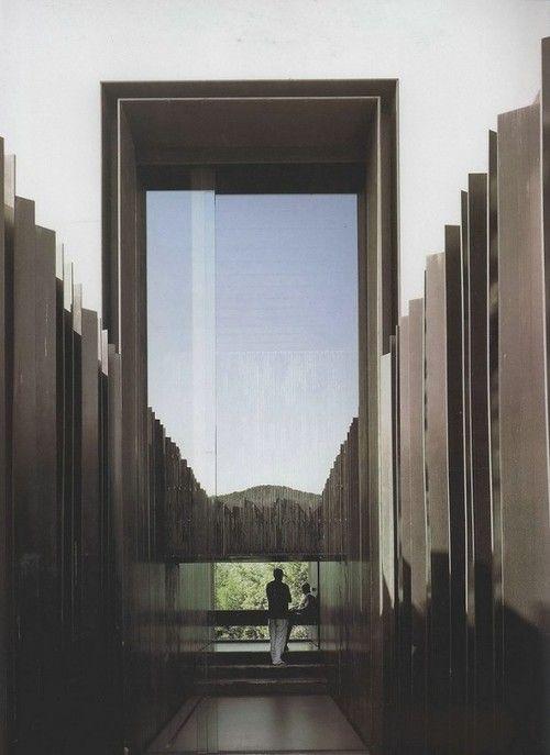 RCR Arquitectes || Casa Horizonte (La Vall de Bianya, España)|| 2000 - 2007