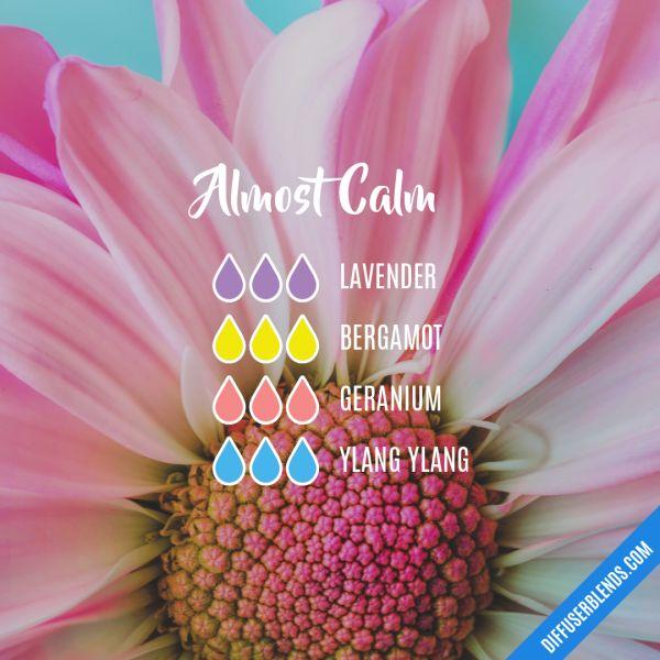 Almost Calm - Essential Oil Diffuser Blend
