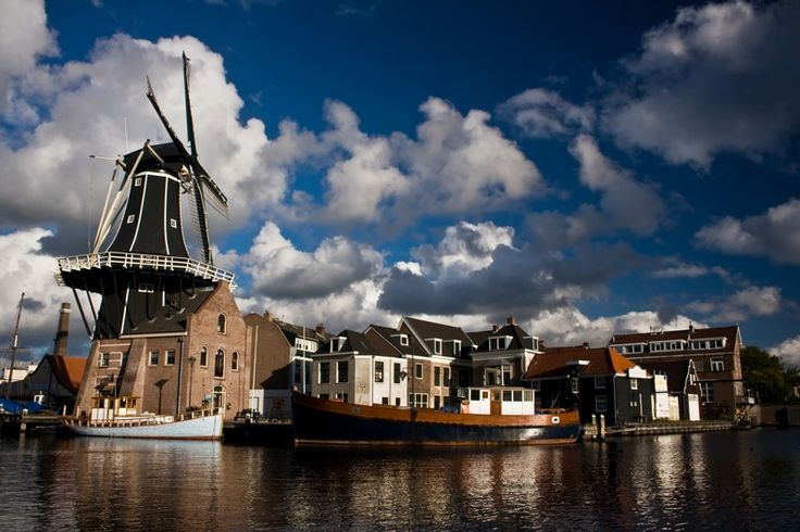 Haarlem - A short train ride away...
