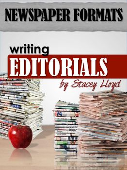 Do you want your students to write brilliant, thought-provoking editorials? Then this lesson plan pack will guide you through the process of teaching your students how to successfully express their opinions, integrate persuasive language techniques and help them in planning, writing, editing and reviewing their editorials.