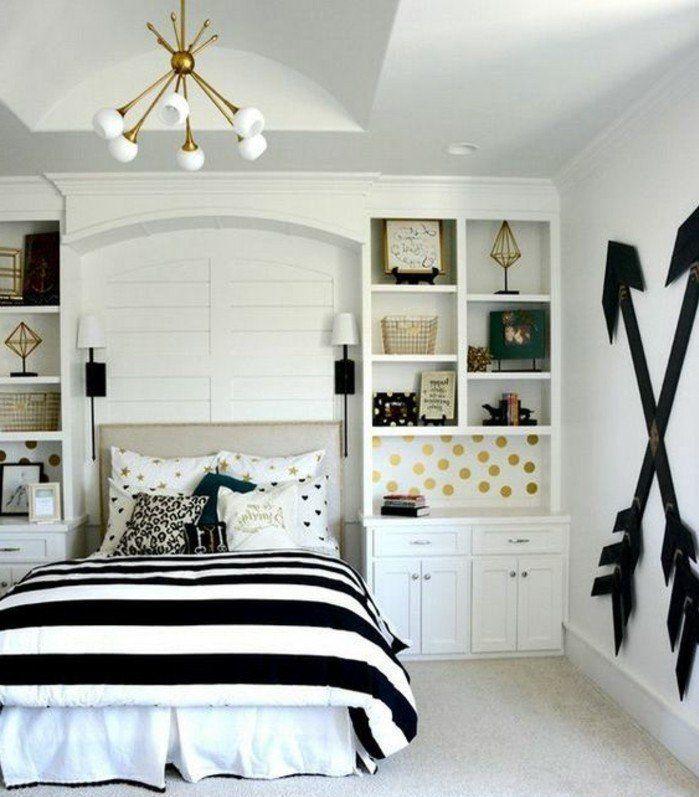 263 besten Chambre ado Bilder auf Pinterest   Zimmer kinder, Deko ...