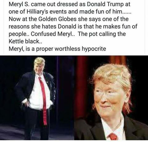 #hypocrite.  I could only image the repercussions if someone dressed up like Obama and mocked him!  That person would be labeled the biggest racist on the planet!!