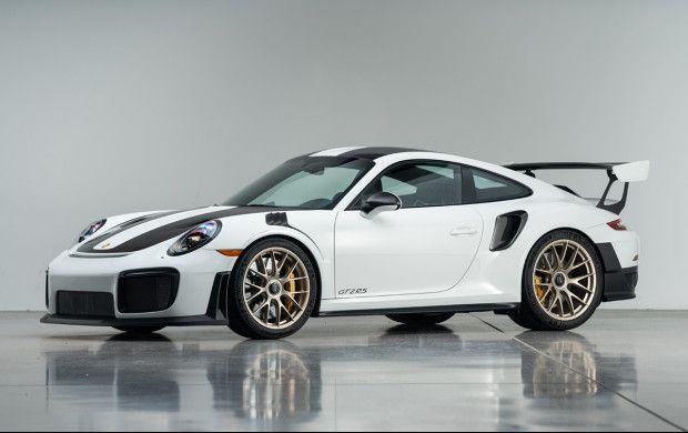2018 Porsche 991 Gt2 Rs Weissach Gooding Company Porsche 991 Porsche Porsche 911 Gt2 Rs