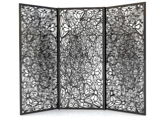 Elegant Petal Screen Room Dividers By Arktura