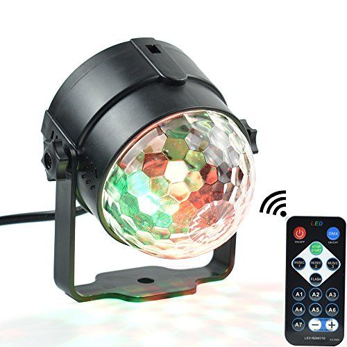 Alotm Led Party Strobe lights Flash Dance Light 3w Disco Ball DJ Lights 7 Color Sound Actived Lamp Karaoke Machine for Kids Birthday Night Light Gift Stage Home Holiday Parties Supplies #Alotm #Party #Strobe #lights #Flash #Dance #Light #Disco #Ball #Lights #Color #Sound #Actived #Lamp #Karaoke #Machine #Kids #Birthday #Night #Gift #Stage #Home #Holiday #Parties #Supplies