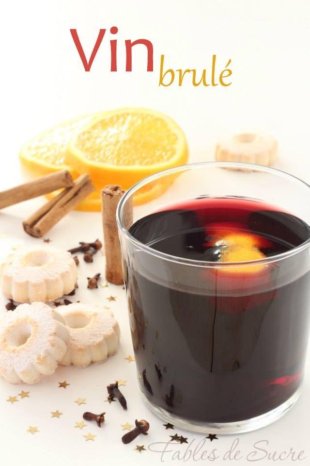 Vin brule', vino rosso caldo e aromatizzato con frutta e spezie particolarmente…