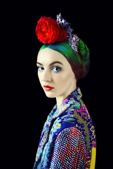 Mary Katrantzou, Spring Summer 2012  Photographs by Erik Madigan Heck