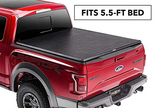Truxedo Truxport Soft Roll Up Truck Bed Tonneau Cover 297701 Fits 15 20 Ford F 150 5 6 Bed Truxedo In 2020 Tonneau Cover Truck Bed Covers Truck Bed