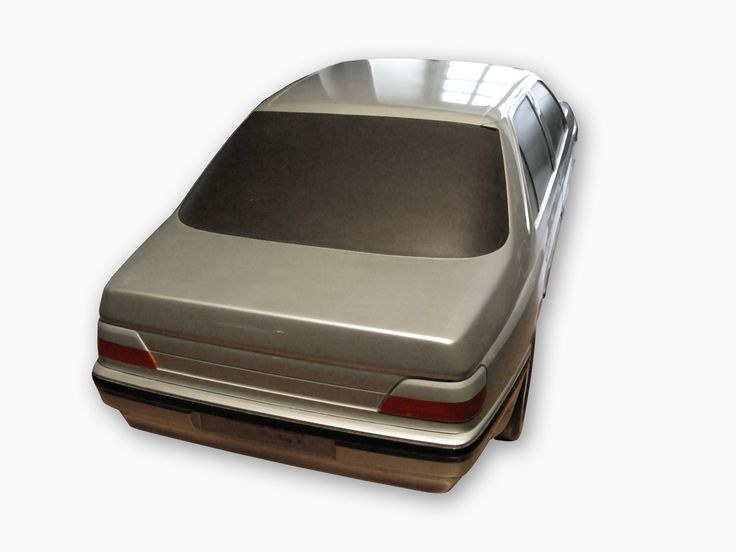 OG | Peugeot 605 Limousine | Scale model by Heuliez dated 1990