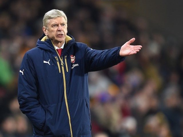 Arsene Wenger 'does not care' about critics following fan banner calling for axe