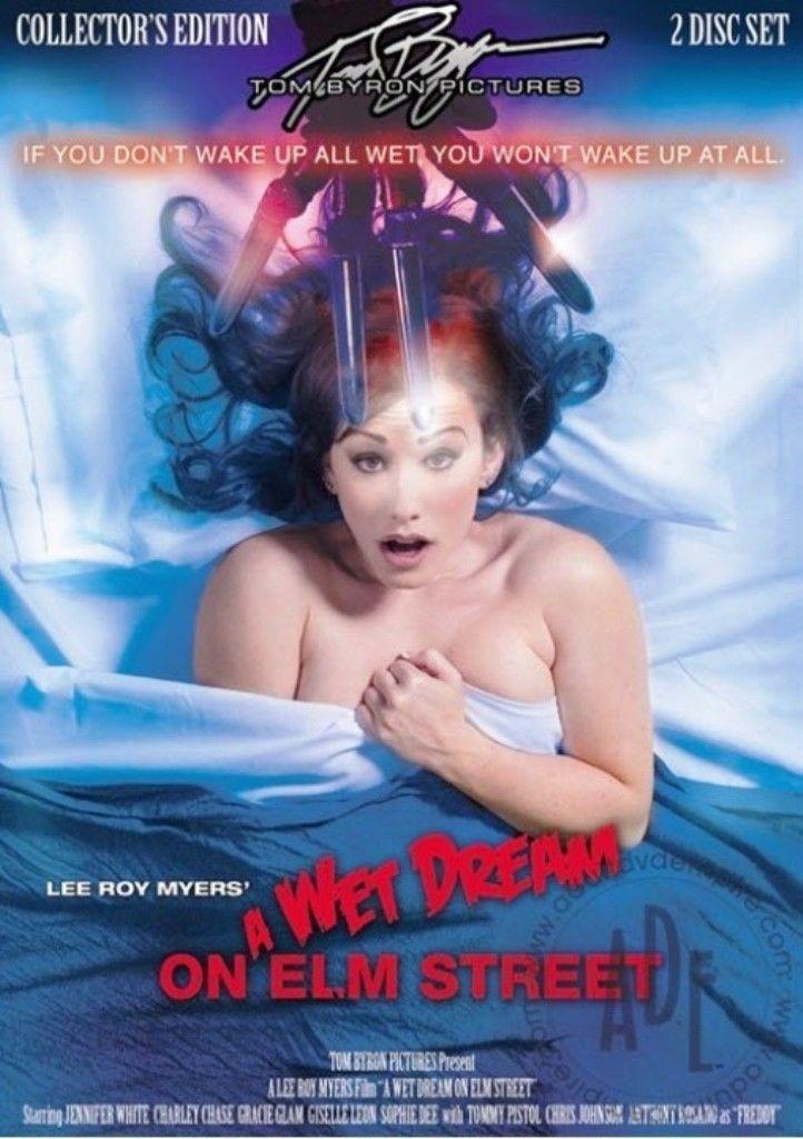 A Wet Dream On Elm Street Scene
