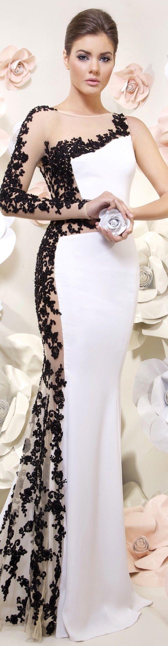 Tarek Sinno haute couture PRE-FALL 2013/2014. Jaglady